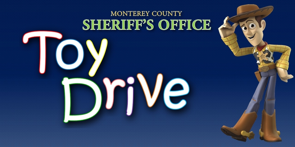 Creating Joy, One Toy at a Time – Monterey Sheriff's Office