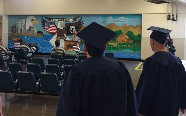 Monterey Sheriff - Inmate Student Graduation